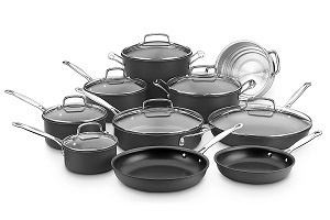 Cuisinart Chef's Classic Cookware 66-17N 17-Piece