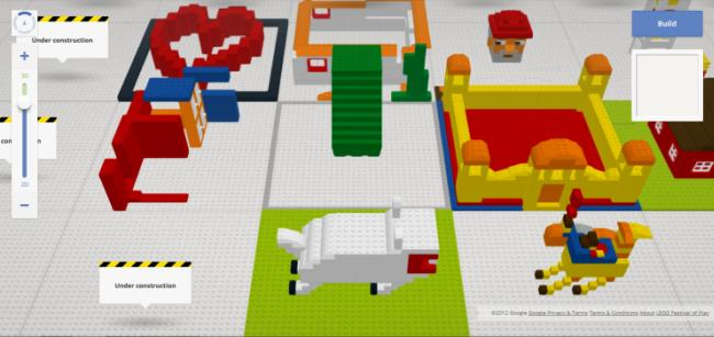Google  LEGO launch a virtual brick building app for Chrome   Get      We think the creative freedom of Lego bricks shouldn t be limited to  plastic bins   Google said in a blog postannouncing the website