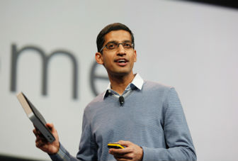 Sundar Pichai to head Android at Google after Andy Rubin steps down