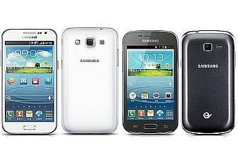 Samsung Galaxy Win, Galaxy Trend II and Trend II Duos announced