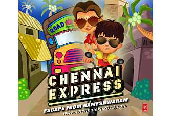 Chennai Express: Escape from Rameshwaram game launched for Android and Java