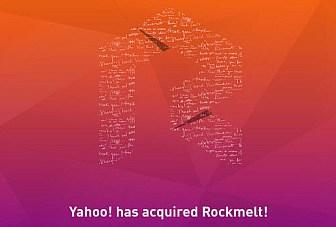 Yahoo acquires Rockmelt social web apps maker