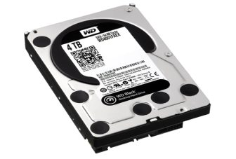 Western Digital launches WD Black 4 TB hard drive