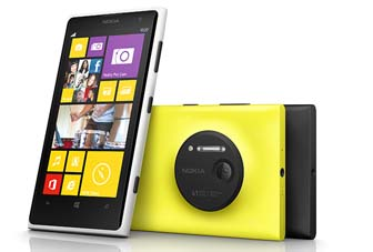Nokia Lumia 1020: First Impressions of the 41Megapixel PureView Camera