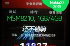 Nokia X2 rumoured to feature Qualcomm MSM8210 processor, 1GB RAM