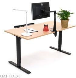 uplift standing desk - Holiday Gift Guide for Entrepreneurs