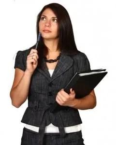 business-woman-thinking