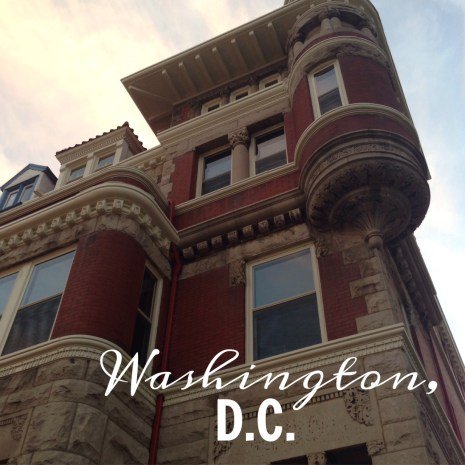 Fruitful Travels: Washington, D.C.