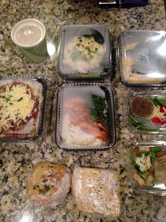 whole foods weekday takeaway