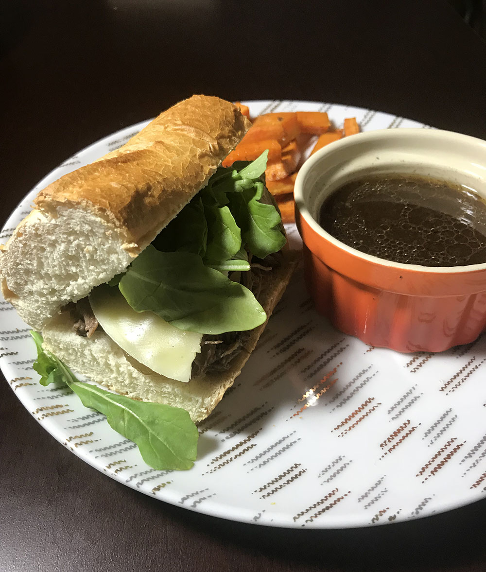 recipe: slow cooker french dip facebook [25]