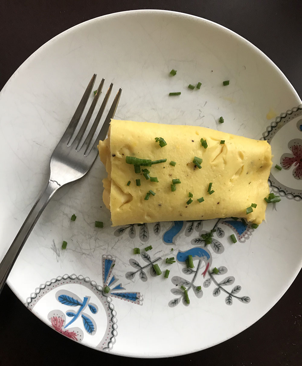 French Omelet Think Fruitful
