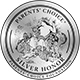 Parents' Choice Silver Honors Award Medal