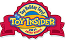 """The Toy Insider """"Top Holiday Toys"""""""