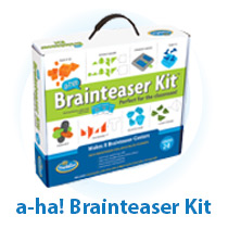 a-ha! Brainteaser Kit