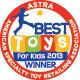 ASTRA Best Toys for Kids Award
