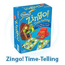 Zingo! Time-Telling