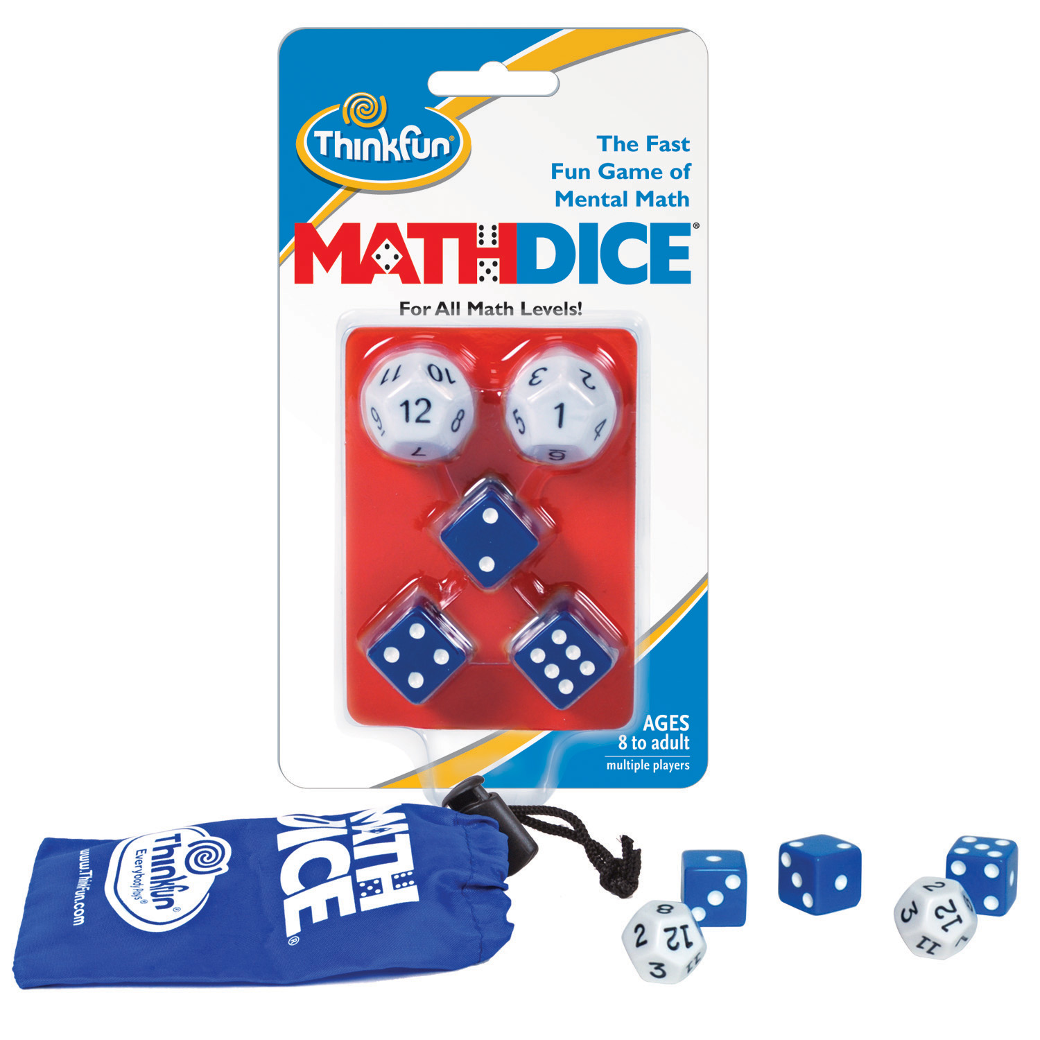 Math Dice® - Thinkfun
