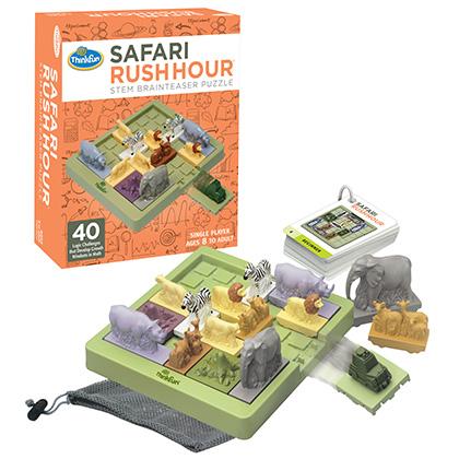 Safari Rush Hour Lo-Res Spill