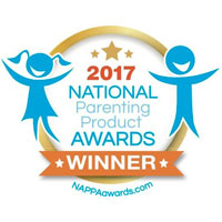 National Parenting Product Awards Winner
