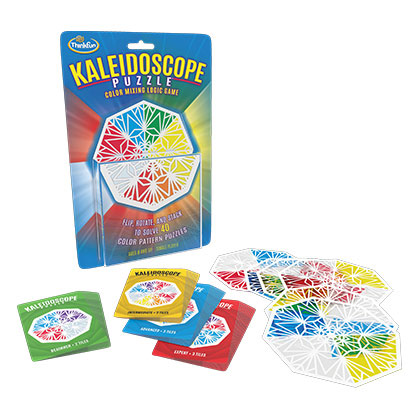 Kaleidoscope Puzzle Lo-Res Spill