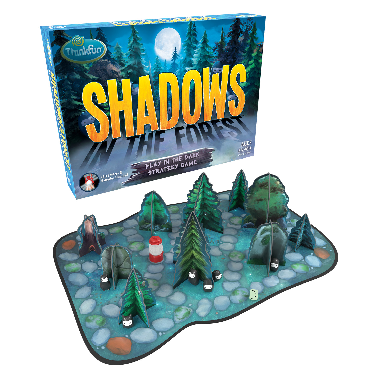 shadows in the forest thinkfun