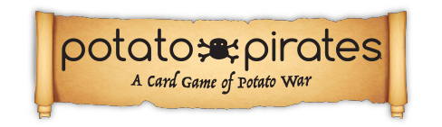 Potato Pirates Logo