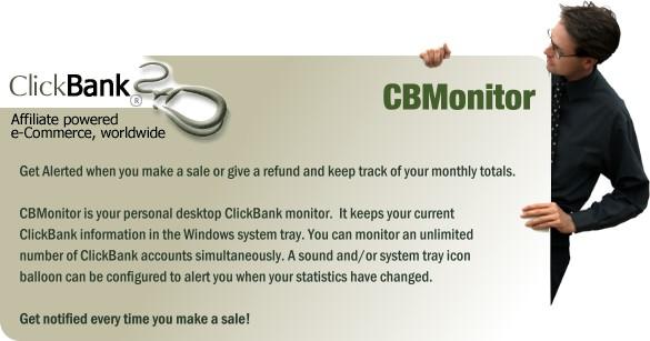 Clickbank Monitor