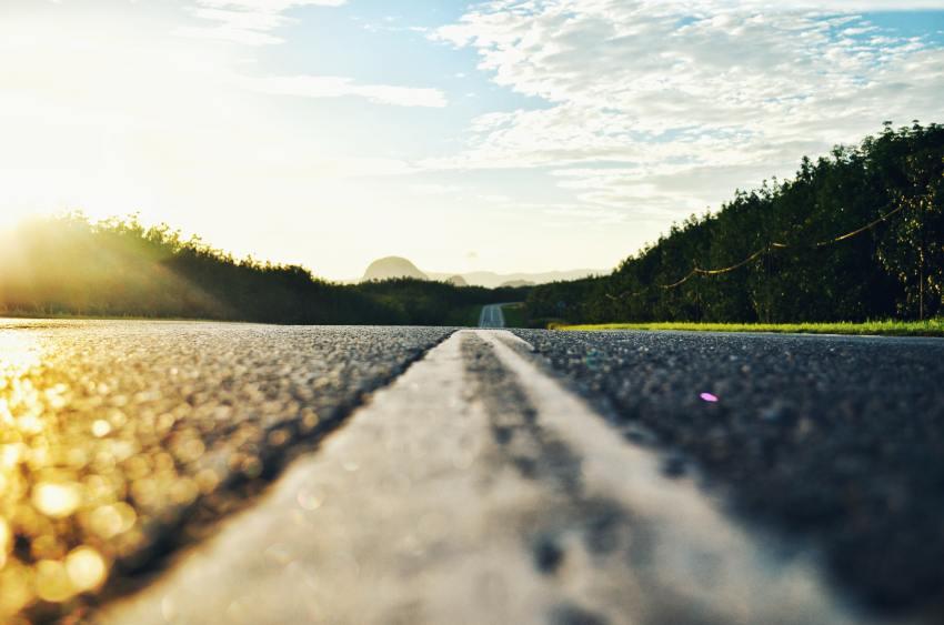 De weg naar geluk