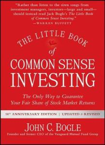 Indexbeleggen leestip: The Little Book of Common Sense Investing