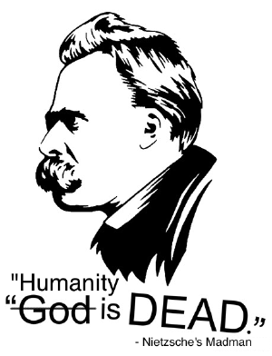 Nietzsche's Madman Today: Humanity Is Dead