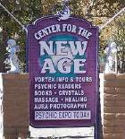 Sedona, AZ Center for the New Age