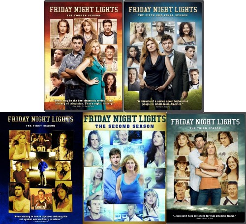 New Season Friday Night Lights