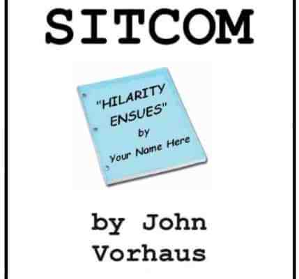 Little Book of Sitcom - Cover