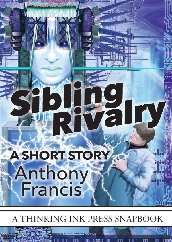 cover of science fiction Snapbook Sibling Rivalry