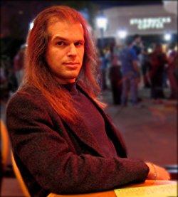 author photo of Anthony Francis
