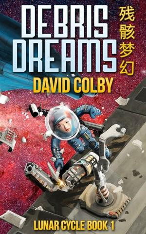 Cover of Debris Dreams by David Colby