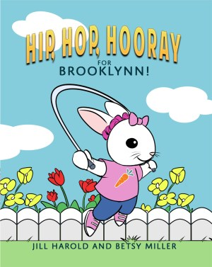 cover of Hip, Hop, Hooray for Brooklynn! picture book
