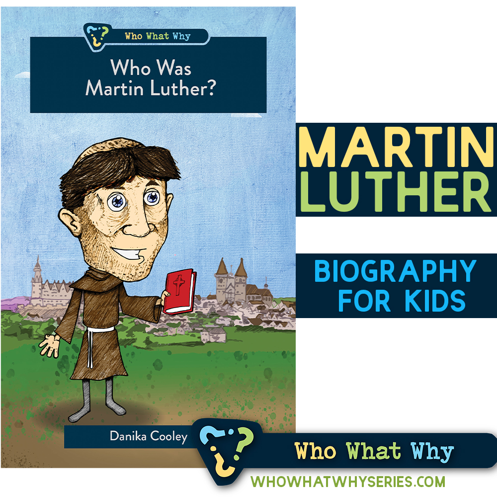 Who Was Martin Luther | Biography for Kids