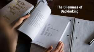 The Dilemmas of Backlinking