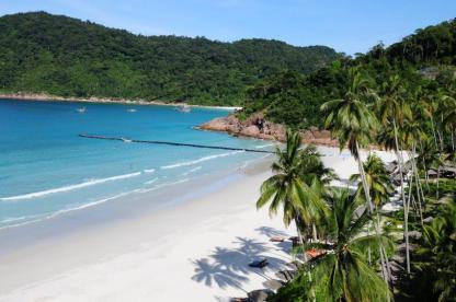 Redang Island on Malaysias East Coast