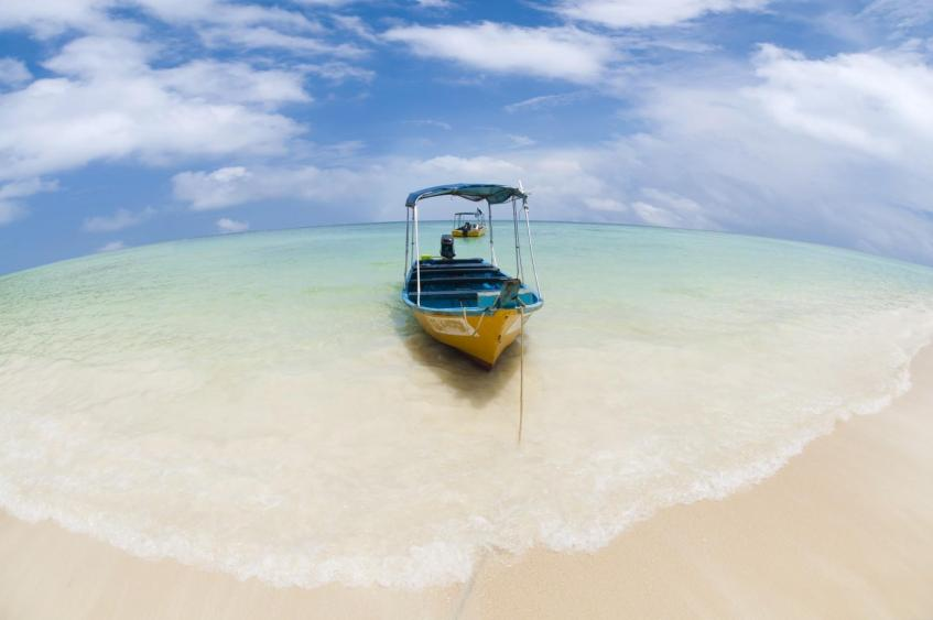 This is what Perhentian looks like on a sunny day.. Malaysia