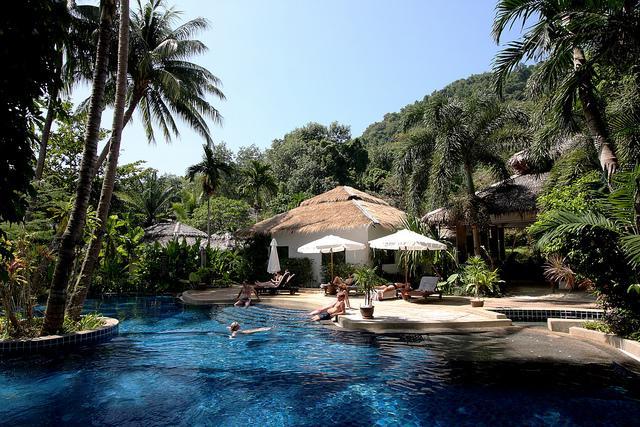 The Paradise Koh Yoao Resort.