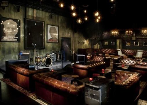 The Sayer´s Club in Holly wood.