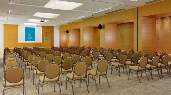 Caledonia Conference Hall at Blue Palace Resort & Spa.