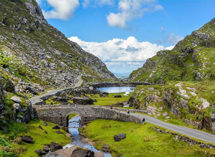 Ireland. Enough said.