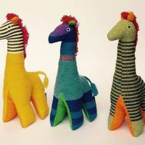 Barefoot Toys Giraffe