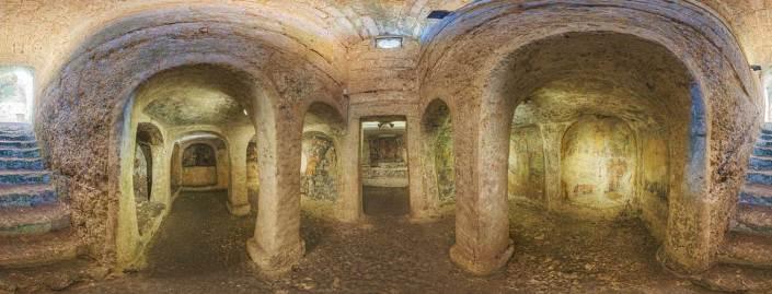 chiesa rupestre san pietro mandurino manduria taranto civiltà rupestre puglia e basilicata