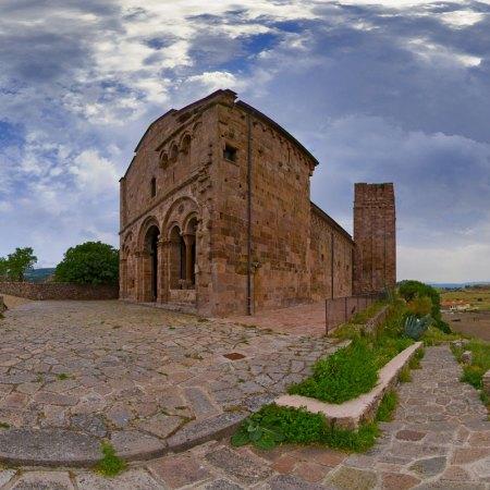 basilica di sant'antioco di bisarcio