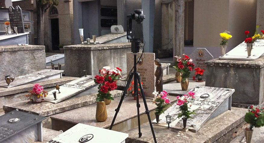 progetto graves cimitero viggiano