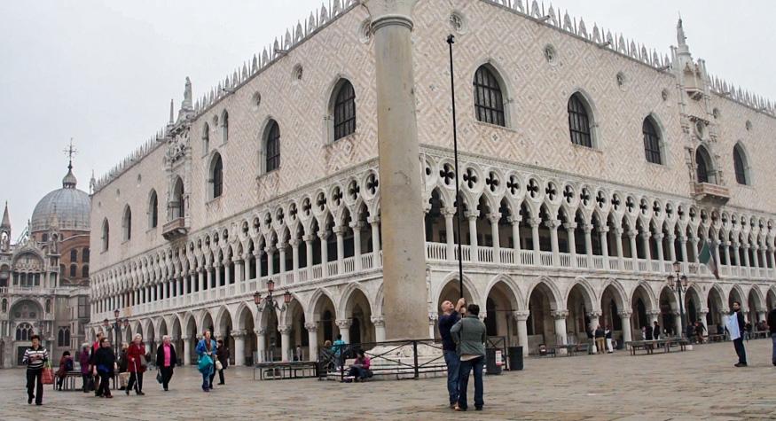 meraviglie di venezia asta modulare piazzetta san marco